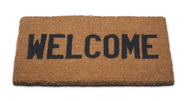 HOme Page Bienvenida