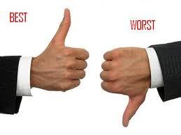 best worst