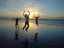 rejoicing