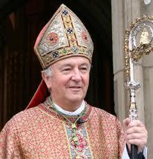 Cardinal-elect Vincent Nichols