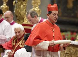 Cardinal Ruben Salazar