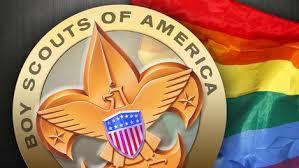 boy scouts rainbow