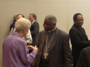 Cardinal Turkson of Ghana