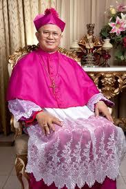 Archbishop Jose Palma