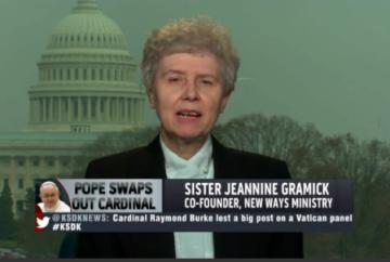 Sr. Jeannine Gramick