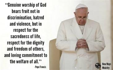FrancisReligiousFreedom