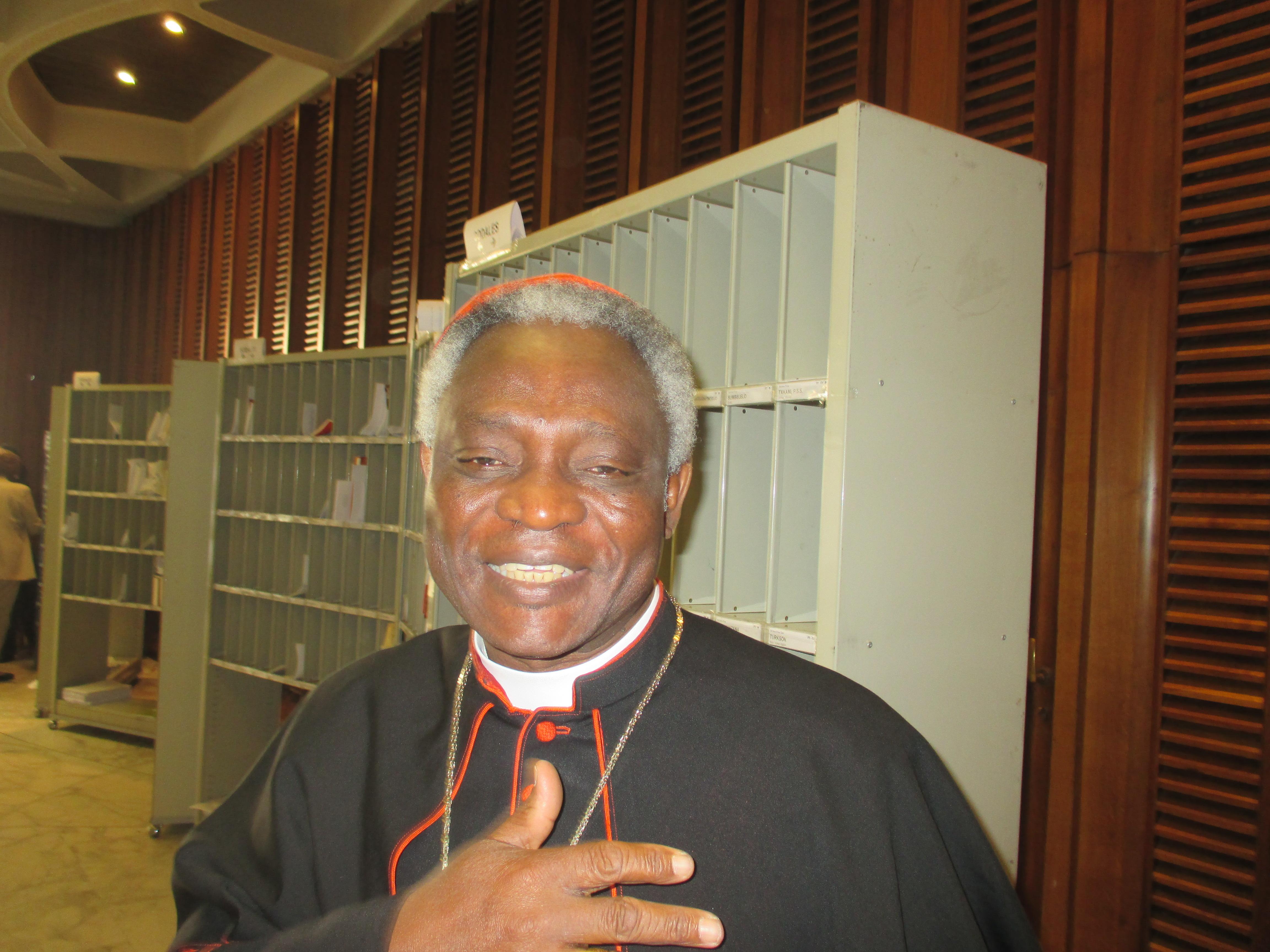 Ghana cardinal homosexuality statistics