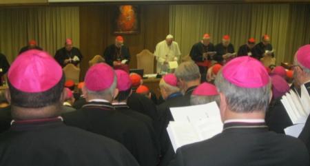 synod hall prayer