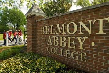 Image result for belmont abbey