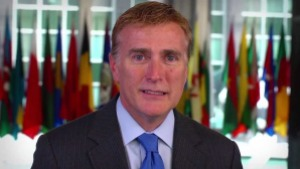 Ambassador James Brewster