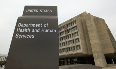 Headquarters of US Department of Health and Human Services