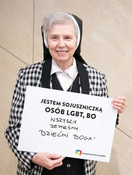 sr-jeannine-with-sign
