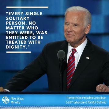 Biden - Human Dignity