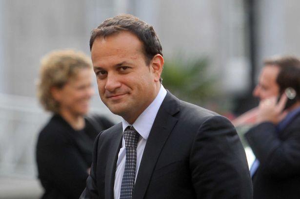 gay irish politician